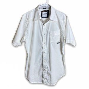 Billabong Short Sleeve Button Down Shirt